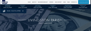 Bail Bonds Livingston Parish